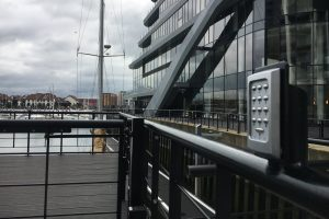 Ocean Village Southampton Security System